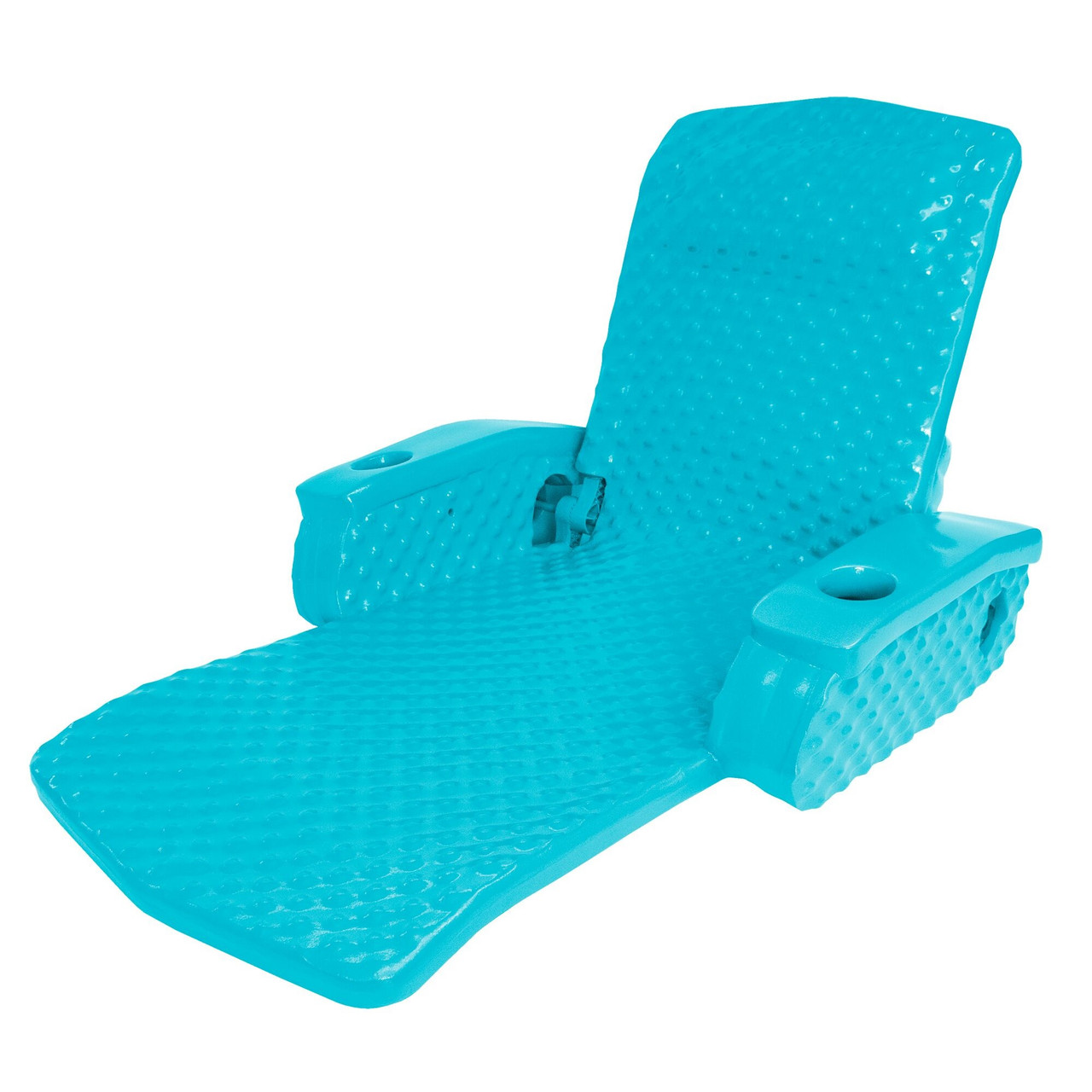 Surprising 69 Tropical Teal Super Soft Adjustable Recliner Swimming Pool Lounge Chair 32787824 Cjindustries Chair Design For Home Cjindustriesco
