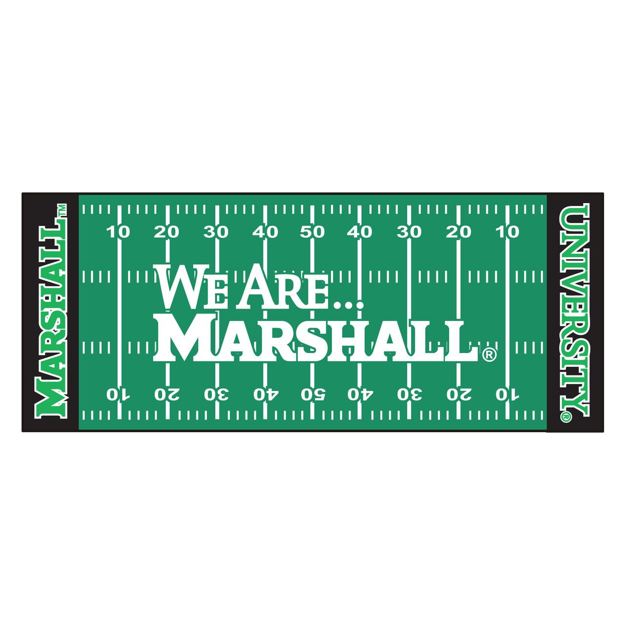 NCAA Marshall Thundering Herd Billiard Table Cover