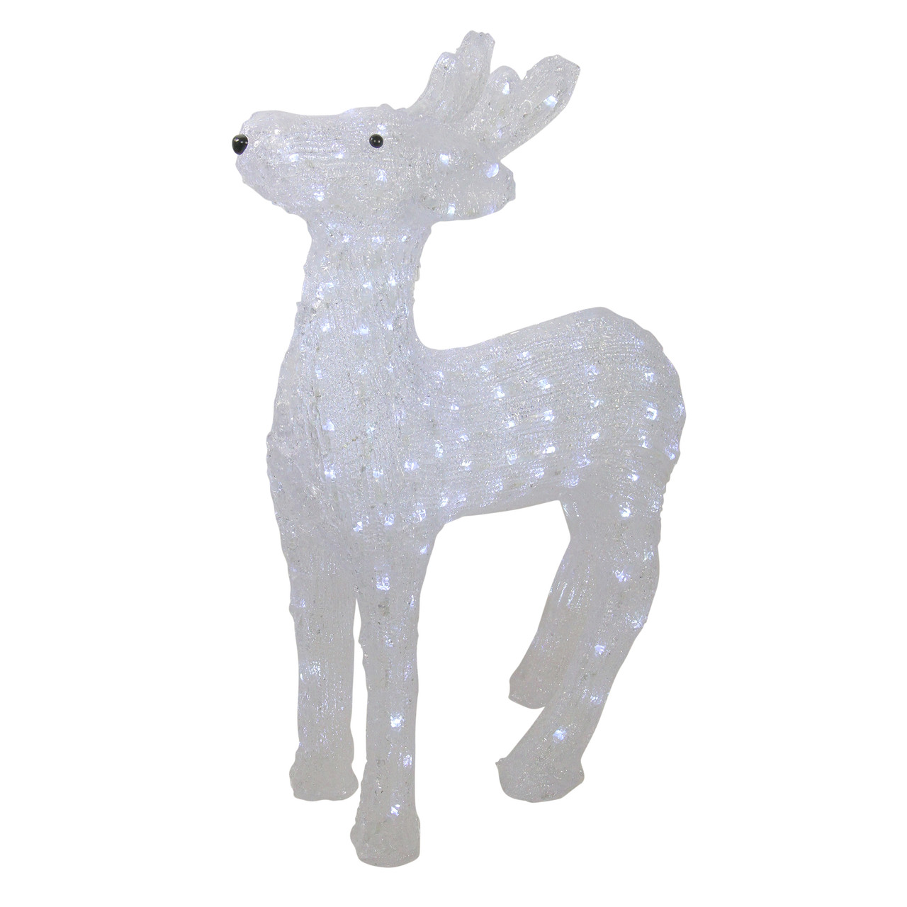 23 Lighted Commercial Grade Reindeer Christmas Display Decor Christmas Central