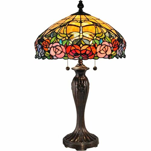 ZENIA ROSE TABLE LAMP - IMAGE 1