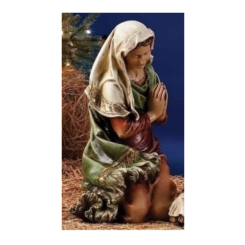 """39"""" Mary Mother Of Mary Nativity Statue - IMAGE 1"""