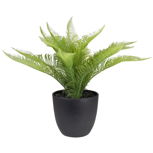 """12"""" Potted Green Artificial Pinus Plant - IMAGE 1"""