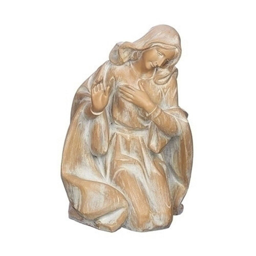 34 scale wood carve mary - IMAGE 1