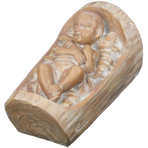 34 scale wood carve jesus - IMAGE 1