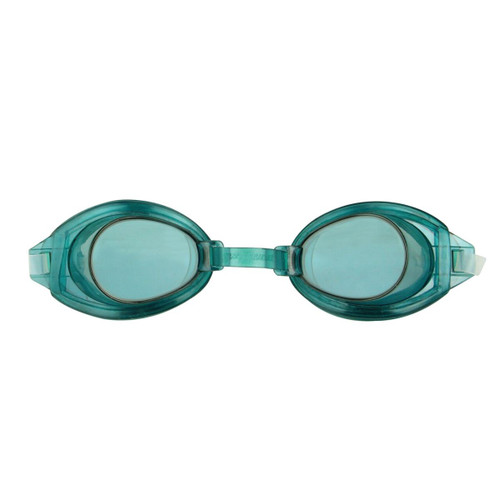6.25 Green Recreational St. Lucia Goggles Swimming Pool Accessory - IMAGE 1