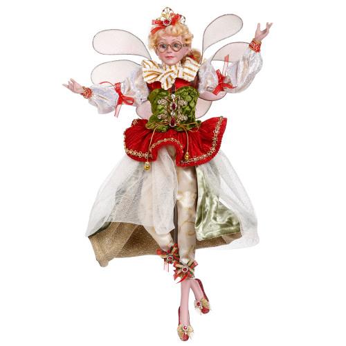 "Mark Roberts Bow Maker Christmas Fairy, Medium 18"" #51-05834 - IMAGE 1"