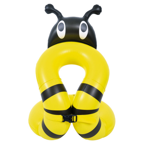 """16"""" Inflatable Honey Bee Swimming Pool Vest - Age 2-6 - IMAGE 1"""