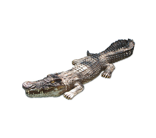 """30"""" Large Crocodile Floating Pool, Spa or Patio Decorative Reptile Figure - IMAGE 1"""