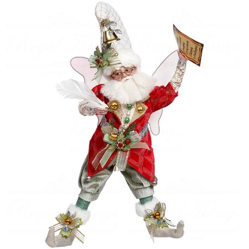 "Mark Roberts Collectable Christmas List Fairy - Medium 16.25"" #51-16406 - IMAGE 1"