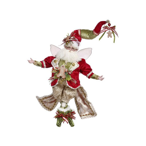 """Mark Roberts Collectable Gingerbread Fairy - Medium 16.25"""" #51-16460 - IMAGE 1"""