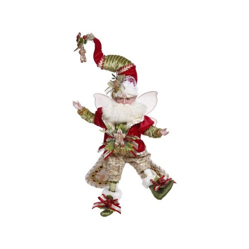 """Mark Roberts Collectable Gingerbread Fairy - Small 10.25"""" #51-16458 - IMAGE 1"""