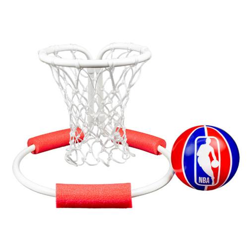 """16"""" NBA Floating Basketball Pool Game - IMAGE 1"""