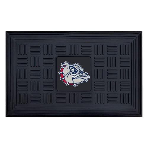 "19.5"" x 31.5"" Black NCAA Gonzaga University Bulldogs 3-D Team Door Mat - IMAGE 1"