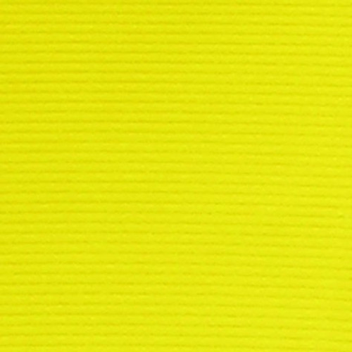 """Vivid Yellow Striped Gift Wrap Crafting Paper 27"""" x 328' - IMAGE 1"""