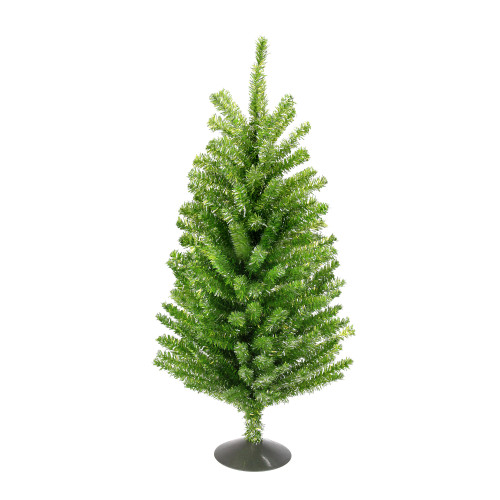 Pre Lit Christmas Tree Fuses: 3' Pre-Lit Sparkling Chocolate Brown Artificial Christmas