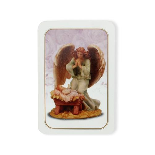 "Club Pack Of 25 Seraphim Classics ""One Life"" Jesus Prayer Cards #81591 - IMAGE 1"