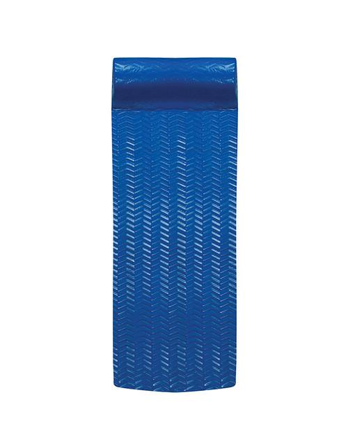 Blue Soft Tropic Comfort Floating Swimming Pool Mattress, 72-Inch - IMAGE 1