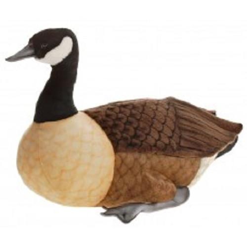 """45"""" Life-Like Handcrafted Extra Soft Plush Large Canada Goose Stuffed Animal - IMAGE 1"""