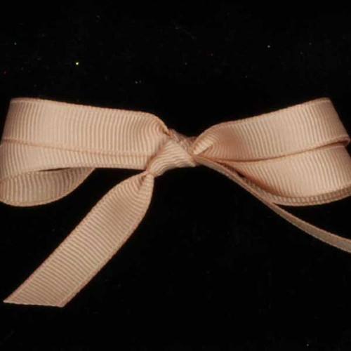 """Taupe Brown Woven Edge Grosgrain Craft Ribbon 1.5"""" x 88 Yards - IMAGE 1"""