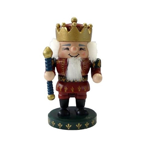 "6"" Zims Elves Themselves Collectible Nutcracker Soldier Christmas Elf Figure - IMAGE 1"