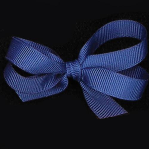"Navy Blue Woven Edge Grosgrain Craft Ribbon 1.5"" x 88 Yards - IMAGE 1"