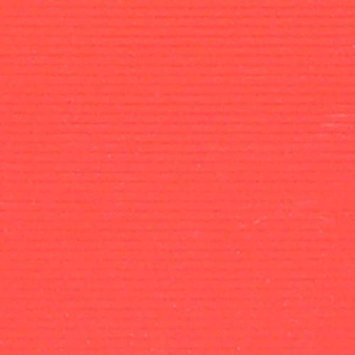 """Tangerine Orange Striped Gift Wrap Crafting Paper 27"""" x 328' - IMAGE 1"""