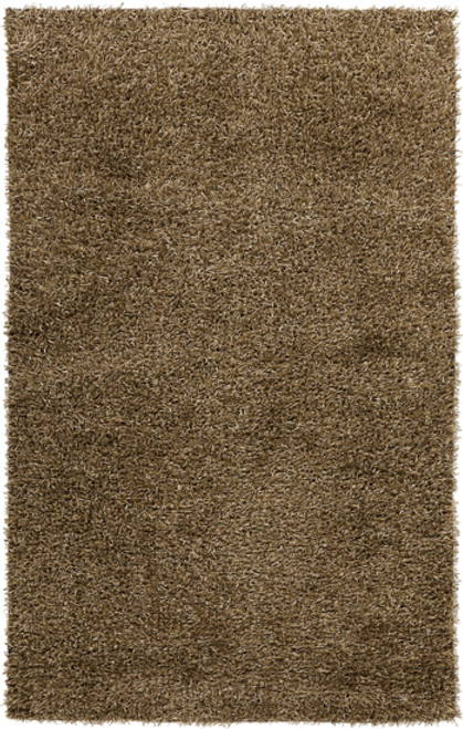 2' x 3' Camel Brown Hand Woven Area Throw Rug - IMAGE 1