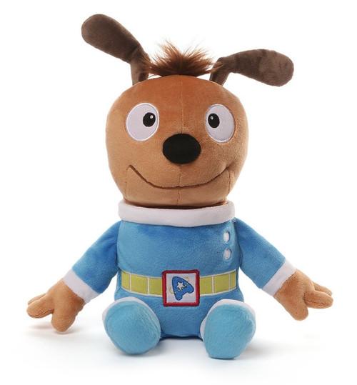 "13"" Soft Plush Astroblast Comet (Smoothie Operator) Children's Stuffed Animal Toy - IMAGE 1"