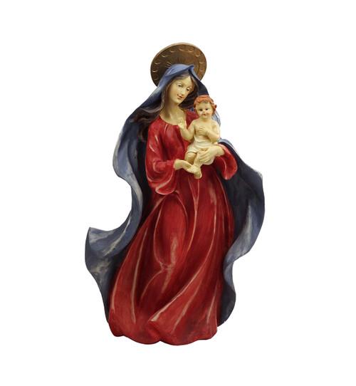 "18.5"" Religious Virgin Mary with Baby Jesus Christmas Nativity Figure - IMAGE 1"