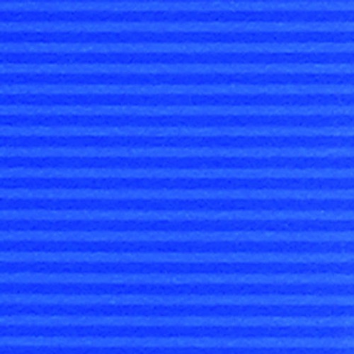 """Royal Blue Striped Gift Wrap Crafting Paper 27"""" x 328' - IMAGE 1"""