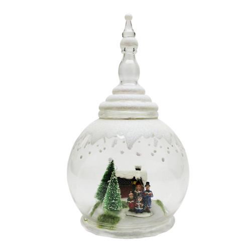 "11.5"" LED Lighted Carolers Winter Scene Christmas Decoration - IMAGE 1"