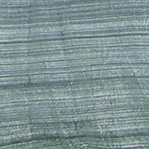 "Metallic Silver Stripes Wired Craft Ribbon 6"" x 20 Yards - IMAGE 1"