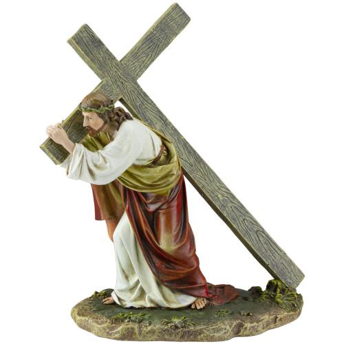 """Joseph's Studio """"Way Of The Cross"""" Jesus Christ Religious Figure 9.5"""" - IMAGE 1"""