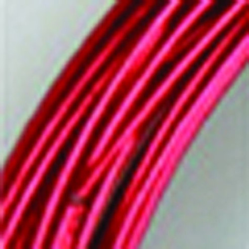 1mm Shimmering Red Designer Aluminum Wire- Approximately 255 Yards - IMAGE 1