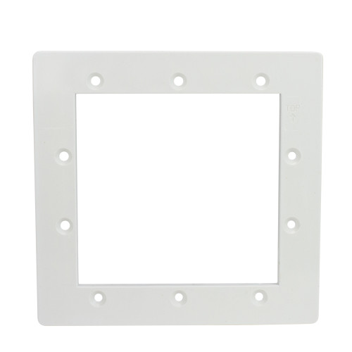 """8.25"""" Square Swimming Pool Skimmer Face Plate - IMAGE 1"""