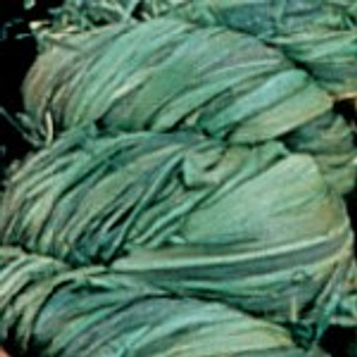 "Green Forest Snail Bundled Ribbon 0.25"" x 300 Yards - IMAGE 1"
