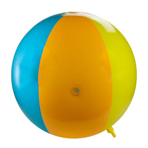 "35"" Inflatable Vibrantly Colored 6-Panel Splash and Spray Ball - IMAGE 1"
