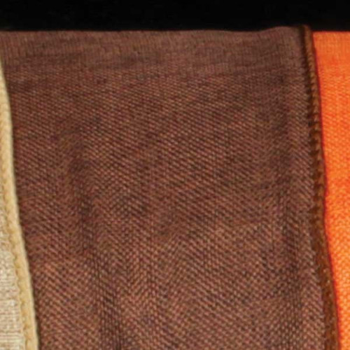 """Chocolate Brown Solid Wired Craft Ribbon 2.5"""" x 40 Yards - IMAGE 1"""