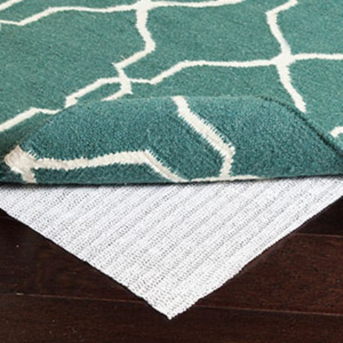 Deluxe Slip Resistant PVC Pad for a 9.75' Round Area Throw Rug - IMAGE 1