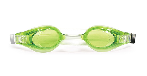 """7"""" Green C2 Enduro Water Sport Goggles Swimming Pool Accessory for Adults - IMAGE 1"""