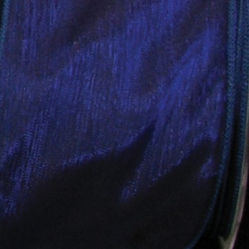 """Navy Blue Solid Wired Craft Ribbon 2"""" x 27 Yards - IMAGE 1"""