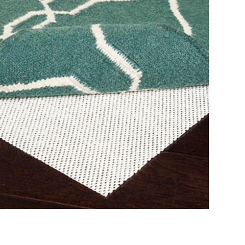 Premium Slip Resistant Liner PVC for a 8' Round Area Throw Rug - IMAGE 1