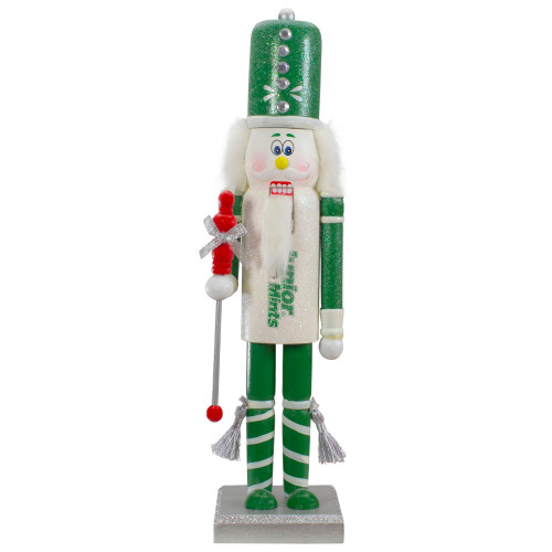 "14"" Tootsie Roll Junior Mints Wooden Christmas Nutcracker Figure - IMAGE 1"