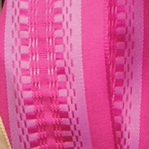 """Pink and Purple Woven Wired Craft Ribbon 1.5"""" x 54 Yards - IMAGE 1"""
