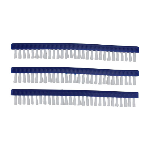 """9.25"""" Replacement Brushes for Pool Vacuum Head - Pack of 3 - IMAGE 1"""