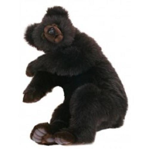"Life-Like Handcrafted Extra Soft Plush Snuggle Bear Stuffed Animal 27.25"" - IMAGE 1"