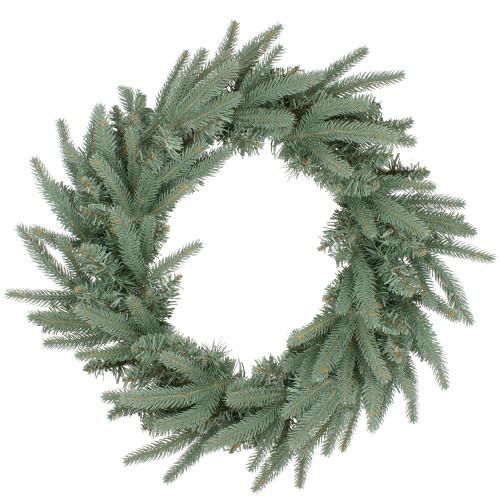 Frasier Fir Artificial Christmas Wreath - 24-Inch, Unlit - IMAGE 1