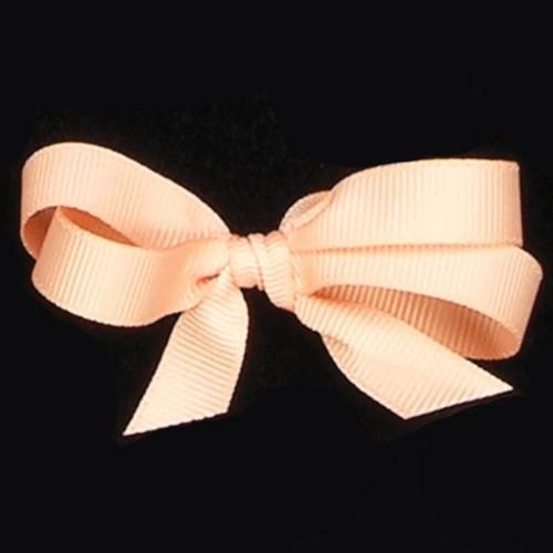 "Peach Orange Woven Edge Grosgrain Craft Ribbon 1.5"" x 88 Yards - IMAGE 1"