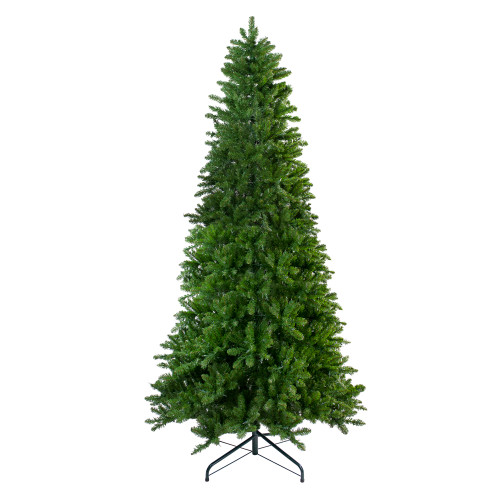 12' Slim Eastern Pine Artificial Christmas Tree - Unlit - IMAGE 1