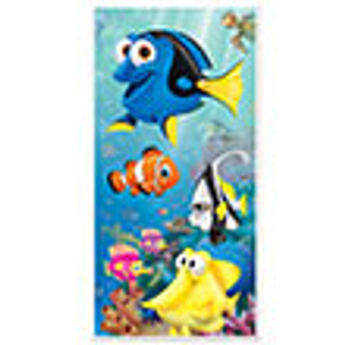 Club Pack of 12 Multi-Color Under the Sea Door Covers 5' - IMAGE 1